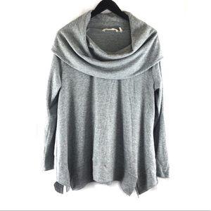 Soft Surroundings Ava Cowl Neck Sweater